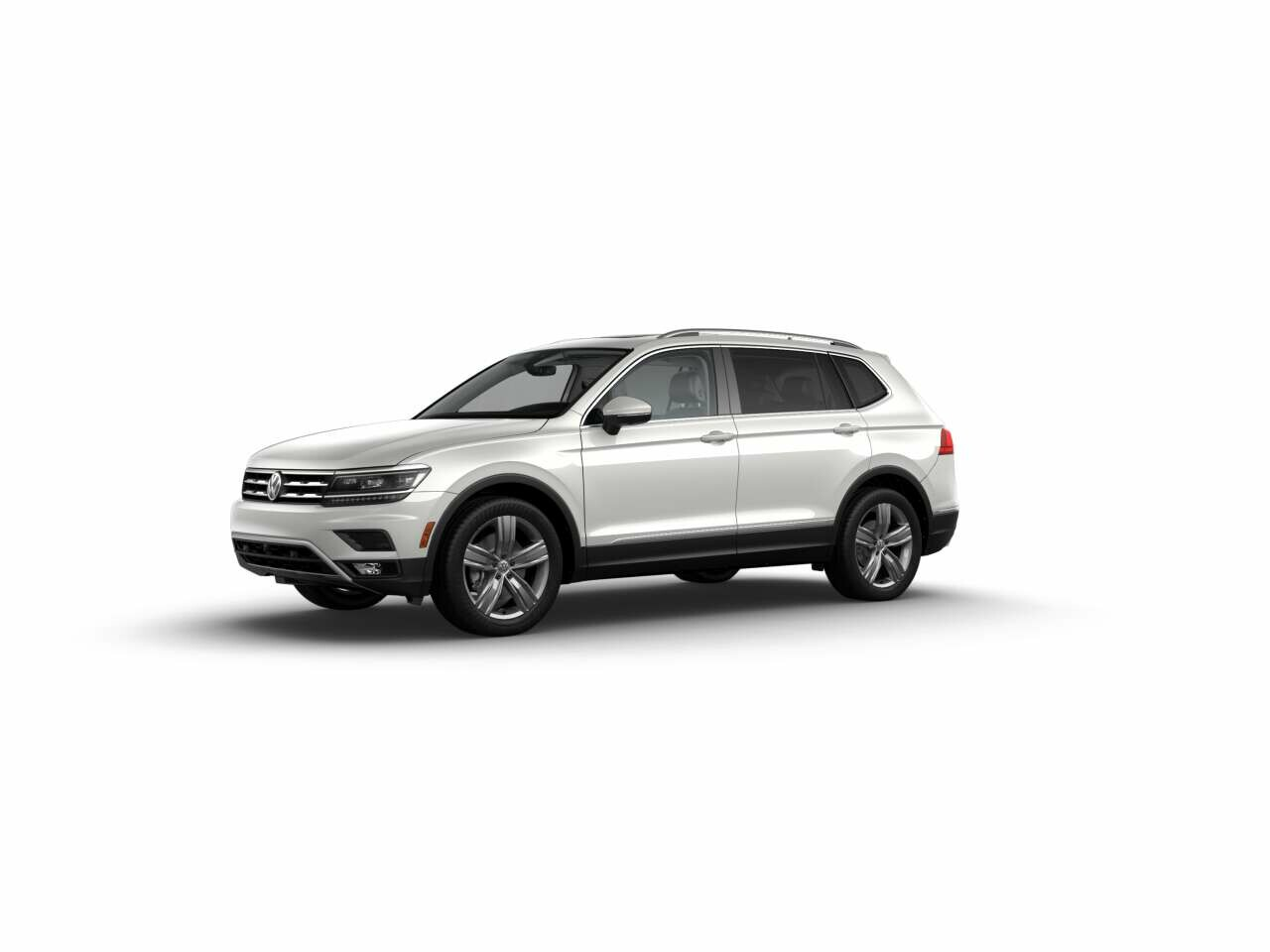 All Types tiguan length : 2018 VW Tiguan SEL Premium 4MOTION | Volkswagen