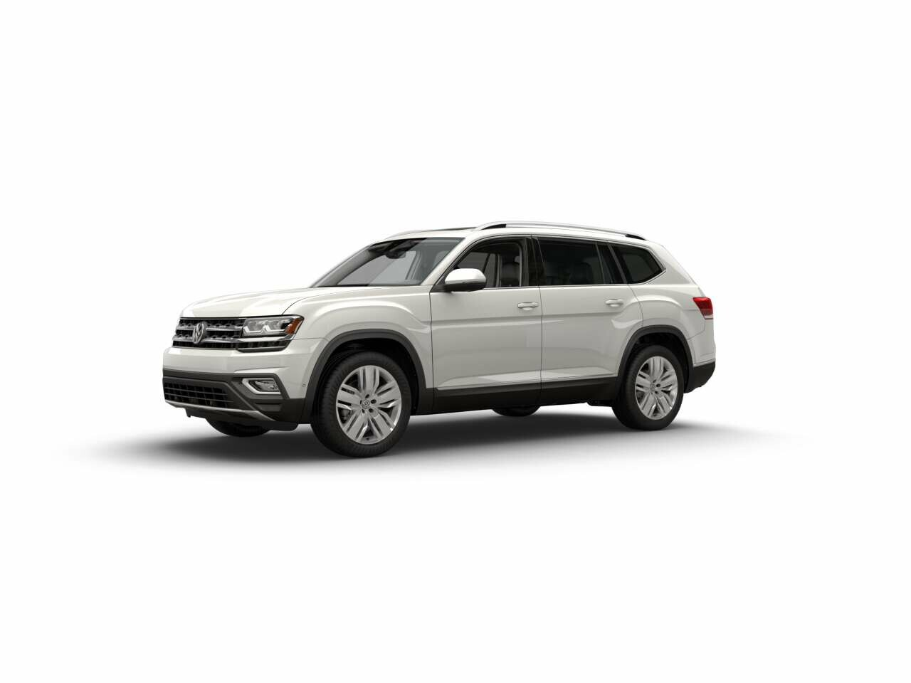 VW Atlas SEL Premium With MOTION Volkswagen - Vw atlas dealer invoice