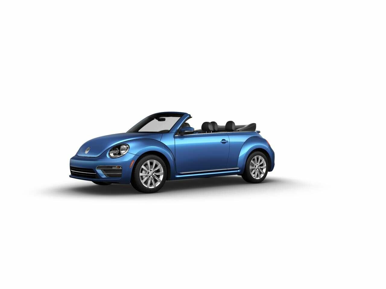 2018 VW Beetle Convertible 20T SE