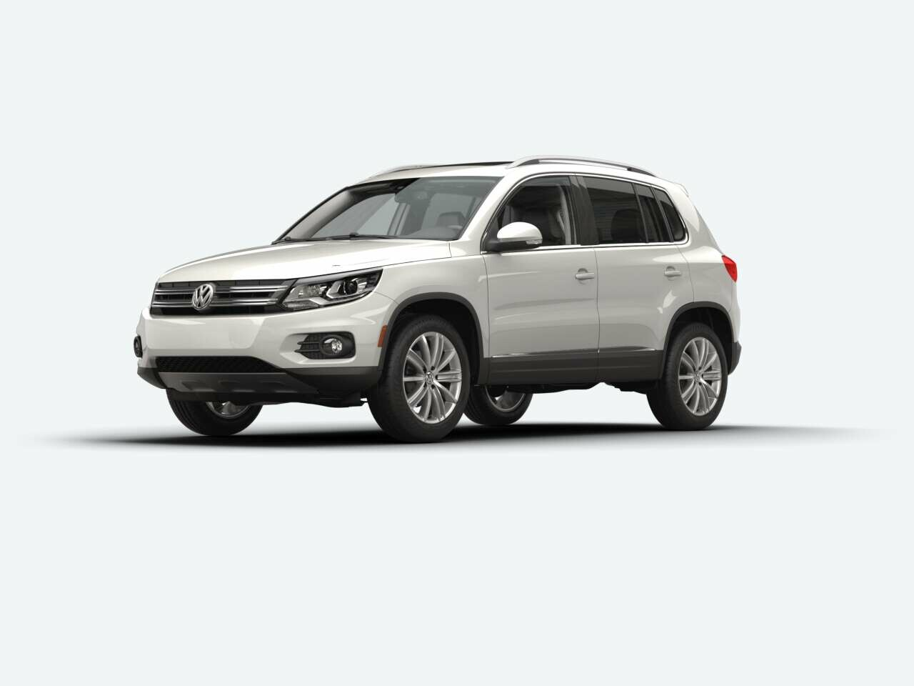 All Types tiguan length : 2016 VW Tiguan SE with 4MOTION® | Volkswagen