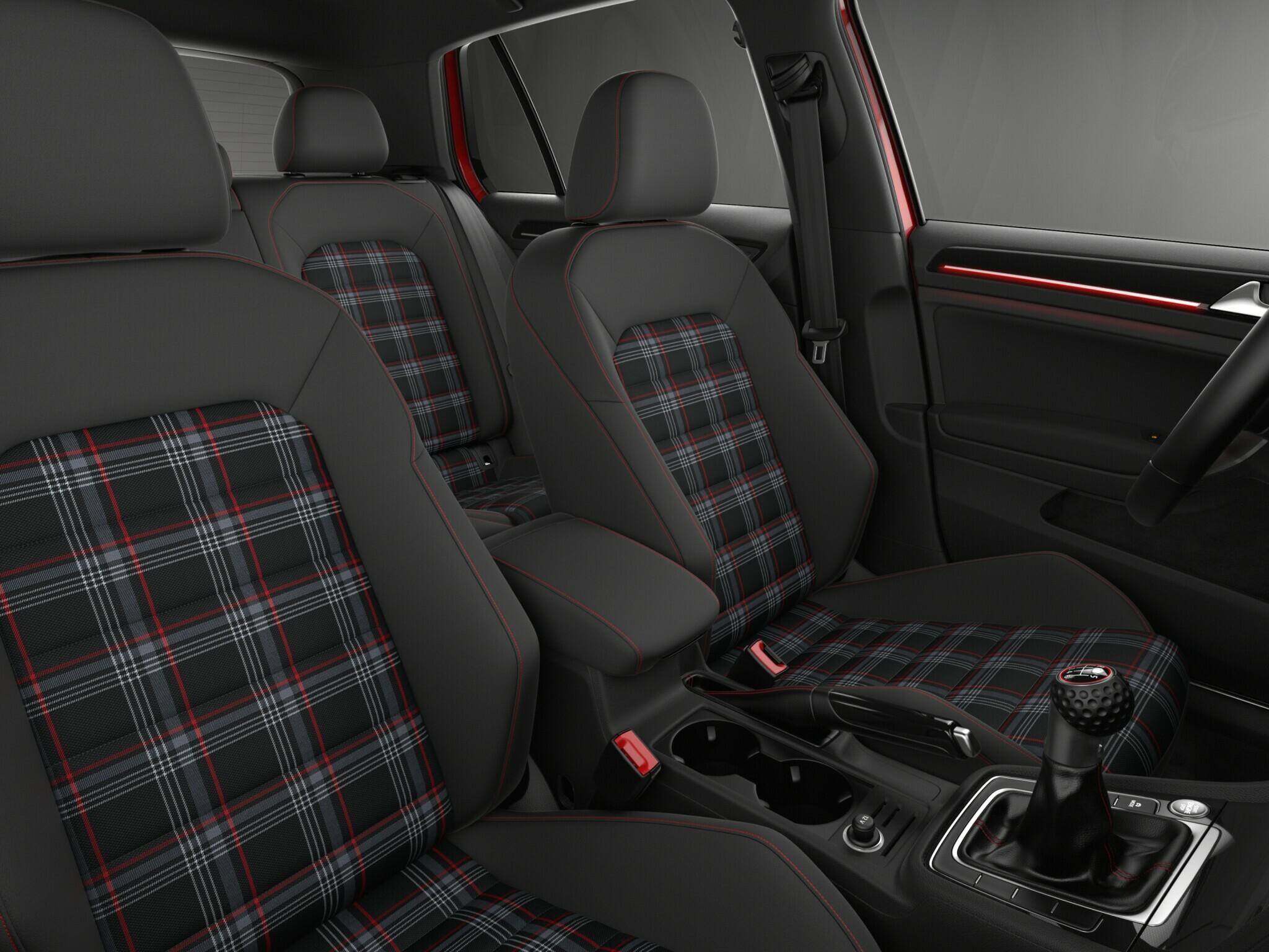 2017 VW GTI S 4 Door Trim Features | Volkswagen