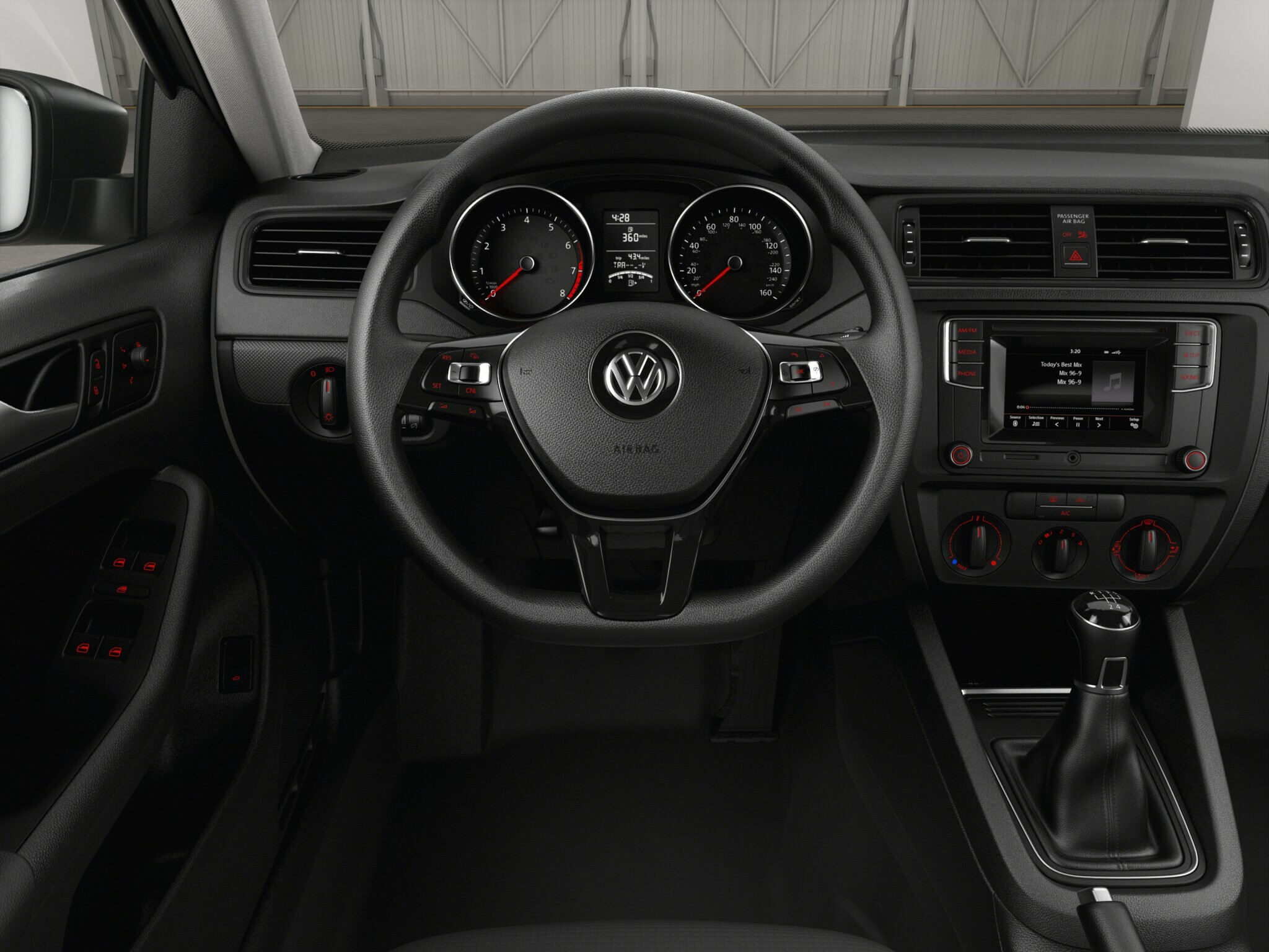 Volkswagon Jetta S | The Wagon