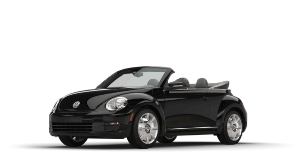 2016 Beetle Convertible – The Top-Down Beetle
