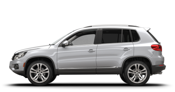 2016 Tiguan – The Sporty SUV