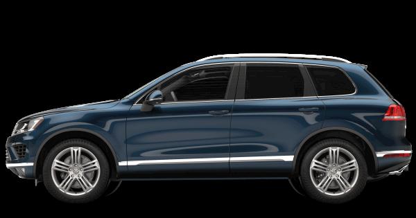 2016 Touareg – The Premium SUV