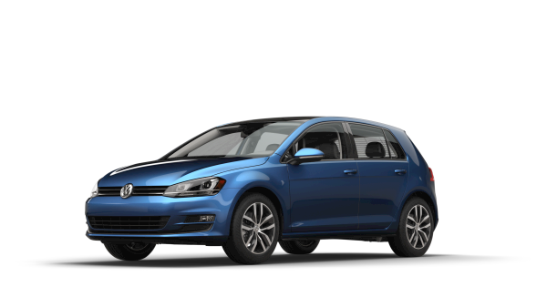 2016 Golf – The Modern Hatch