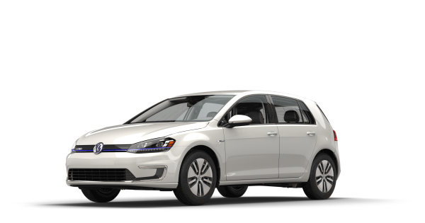 2016 e-Golf – The Electric Hatch