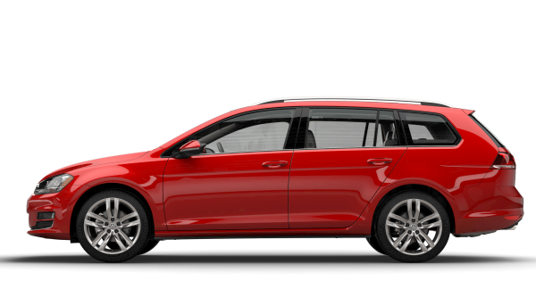 2016 Golf SportWagen – The Wagon