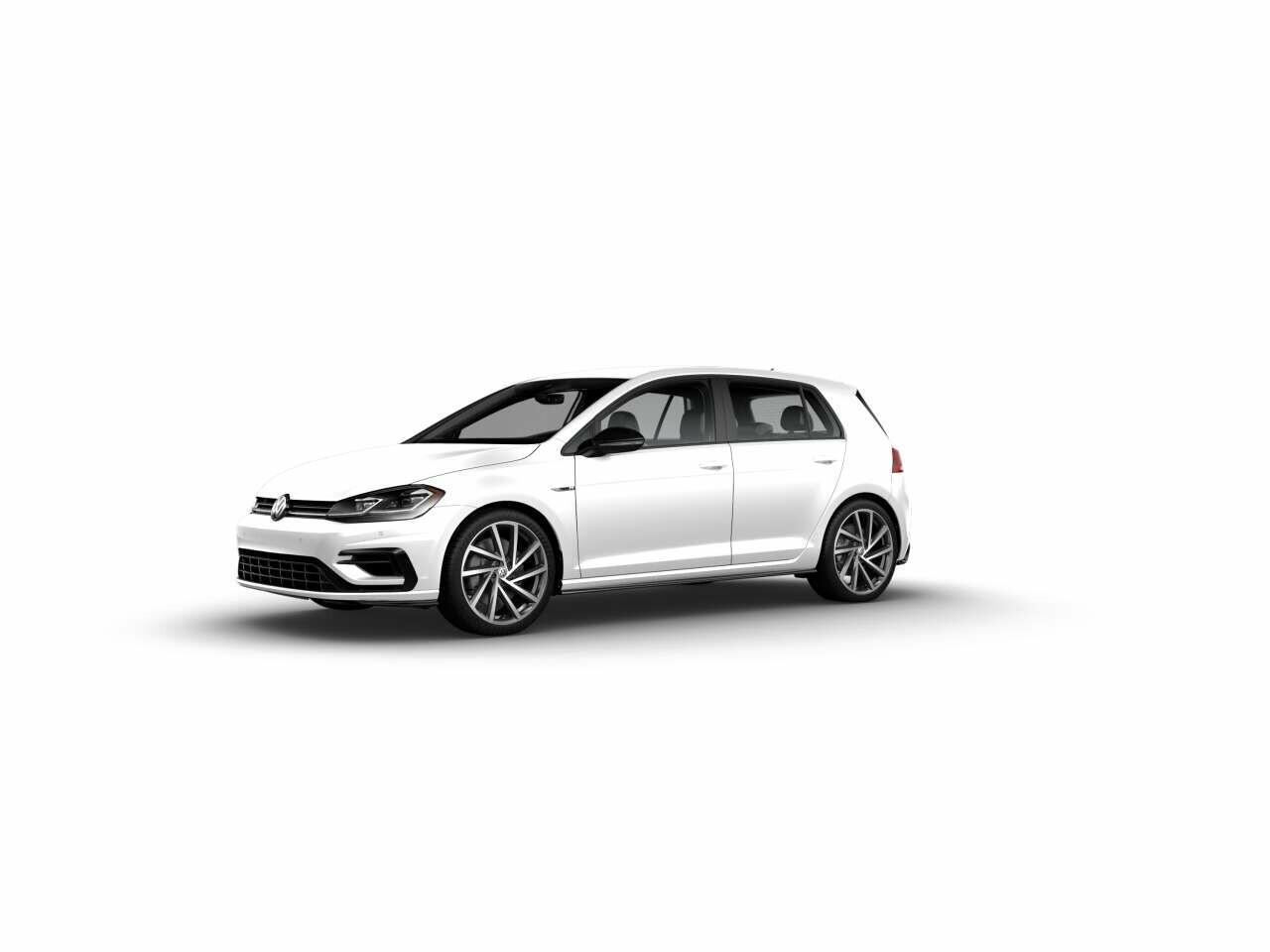 2018 VW Golf R w/ DCC® & Nav | Volkswagen