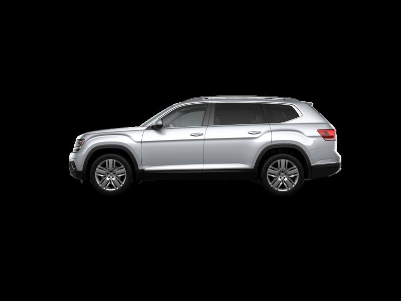 2019 Vw Atlas Midsize Family Suv Volkswagen