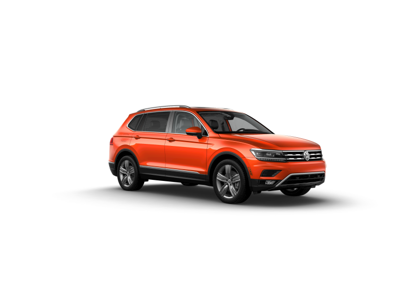 2019 VW Tiguan Mid-Size Sporty SUV | Volkswagen