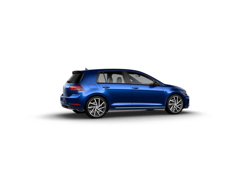 2019 VW Golf R Performance Hatchback | Volkswagen