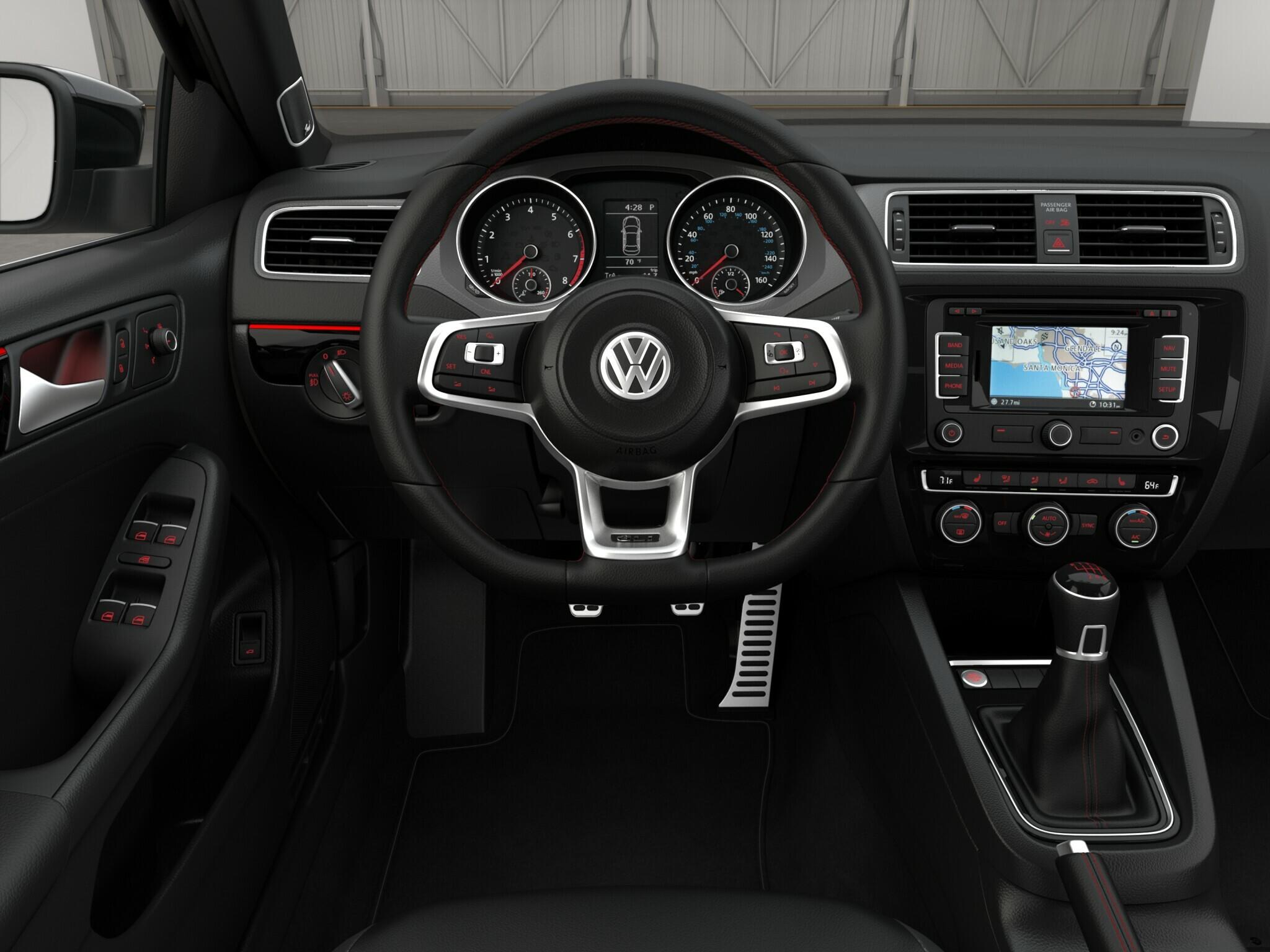 2015 Jetta Gli >> Vw Jetta Gli 2015 Version Sel Volkswagen