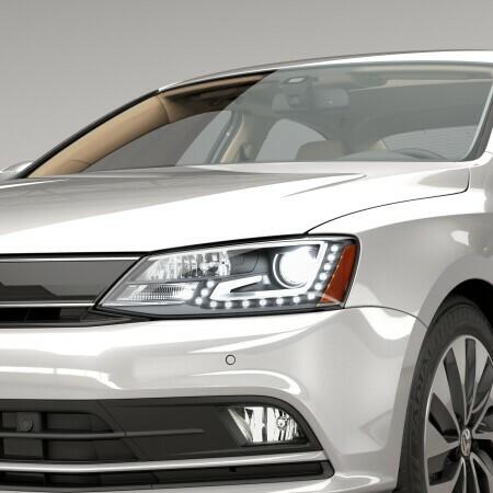 2016 VW Jetta Hybrid SEL Premium Trim | Volkswagen