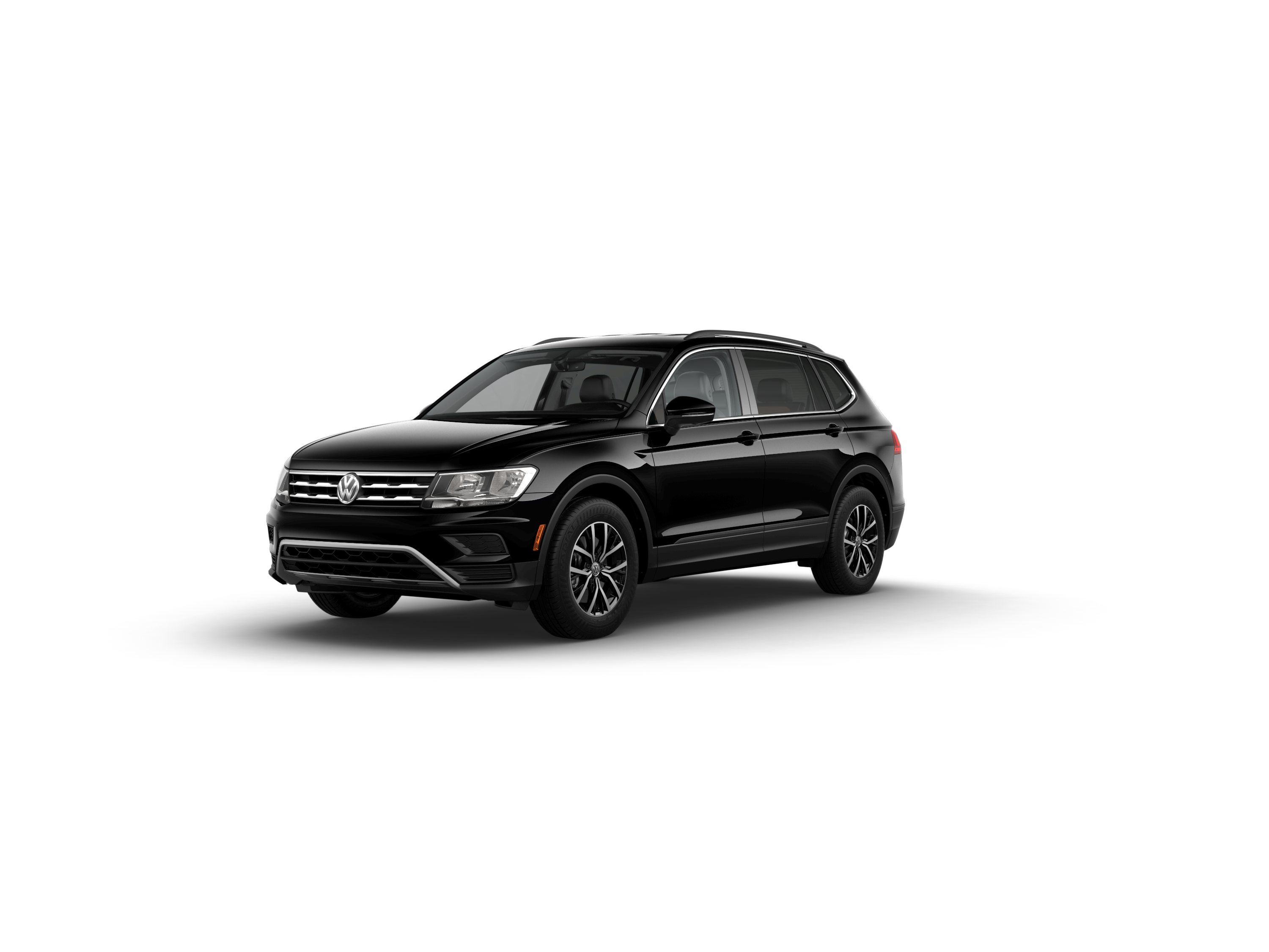 Tiguan SE with 4MOTION®