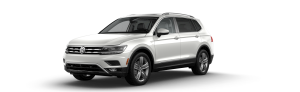 Tiguan SEL Premium with 4MOTION®