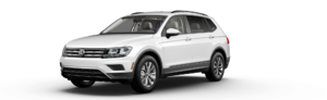 Tiguan S with 4MOTION®
