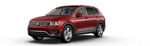 Tiguan SEL with 4MOTION®