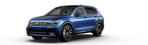 Tiguan SEL Premium R-Line with 4MOTION®