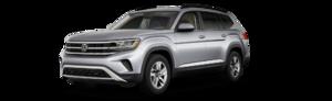2020 Volkswagen Atlas Cross Sport Front Exterior Gray
